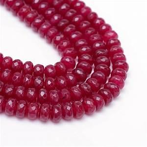 Styroporkugeln Füllmaterial Baumarkt : 15 achat perlen edelsteine natural 8mm ruby rot rondell facettiert neu g256 ebay ~ Sanjose-hotels-ca.com Haus und Dekorationen