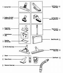 Dyson Dc50 Parts Diagram