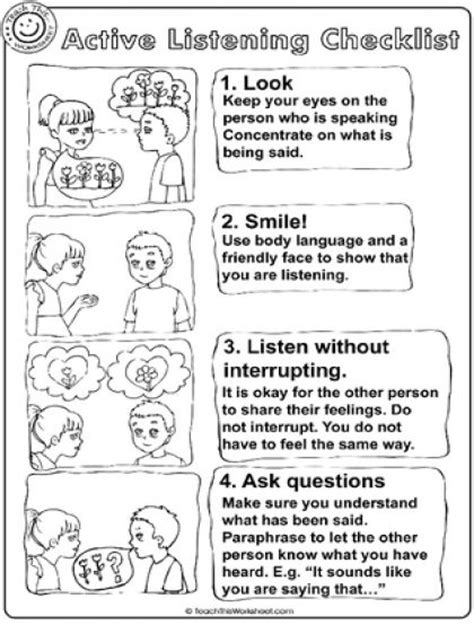 listening skills for preschoolers 17 best 2nd grade speaking and listening images on 966