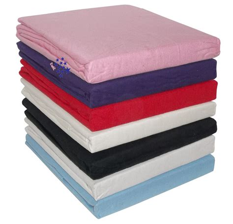 thermal flannelette 100 brushed cotton flat sheet bed