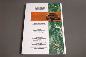 Range Rover Workshop Manual L322