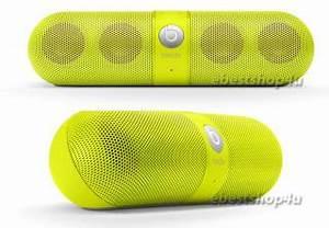 Beats by Dr Dre PILL 2 0 Bluetooth Speaker Blue on PopScreen