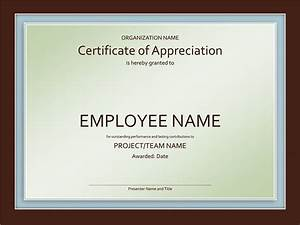 Employee Certificate Templates Free 37 Awesome Award And Certificate Design Templates For Employee Thogati