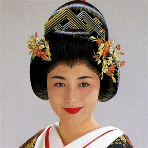 top  picture  traditional japanese hairstyles donnie