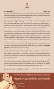 Authorization Letter Senior Citizen