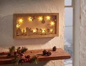Deko Holz Wand : led bild 39 weichnachtsnacht holz deko wand schmuck leuchtdeko weihnachten winter kaufen bei ~ Eleganceandgraceweddings.com Haus und Dekorationen