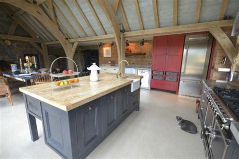 plan de travail cuisine en bois pourquoi choisir une cuisine avec plan de travail bois