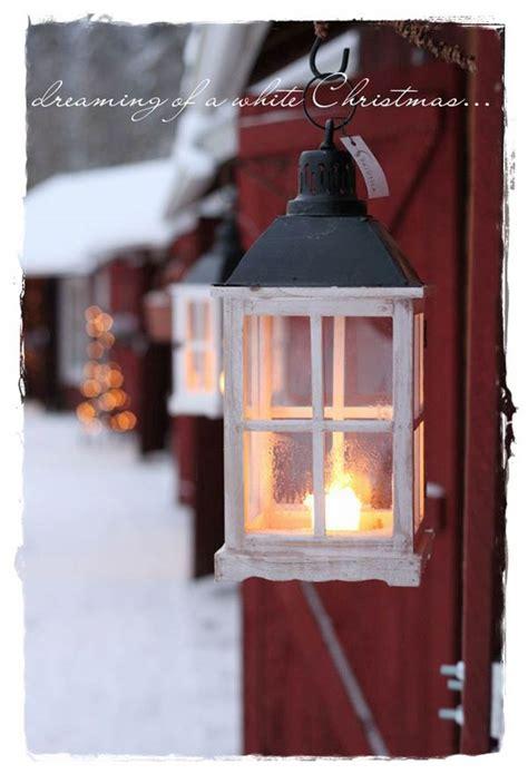 magical christmas lanterns  luminaries random