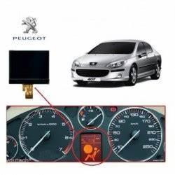 Afficheur Peugeot 407 : afficheur lcd ecran de compteur odb peugeot 407 407 sw 407 coup cable ~ Carolinahurricanesstore.com Idées de Décoration
