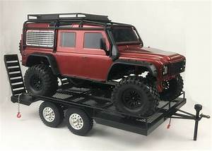 Diy Trailer For 1  10 Traxxas Trx