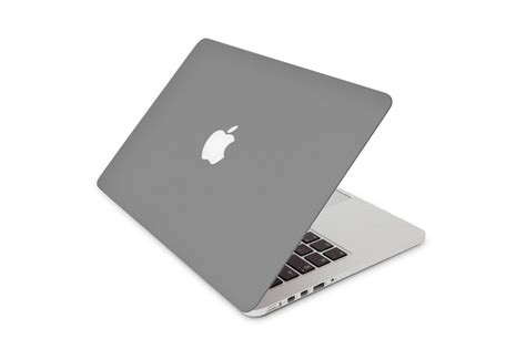 Apple Macbook Pro 13 Laptop Skin Decal Design Mockup Psd