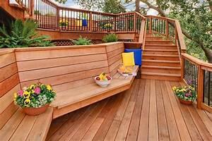 15 แบบม้านั่งไม้สวยๆ เสริมบรรยากาศน่าพักผ่อนในสวน ระเบียง