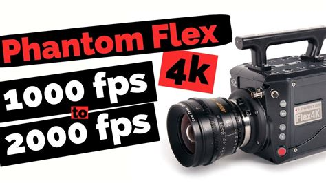 phantom flex  camera   fps slow motion test