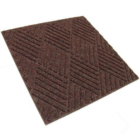 Waterhog Floor Mats Promo Code by Waterhog Premier Entrance Mat Tiles Are Recessed Floor