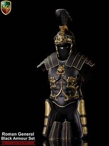 ACI Roman General Black Armor