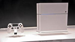 White PS4 + New Controllers (E3 2014) - YouTube