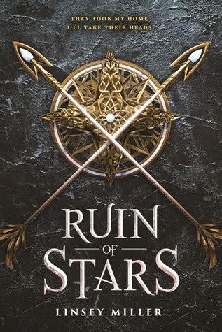 ruin  stars mask  shadows   linsey miller