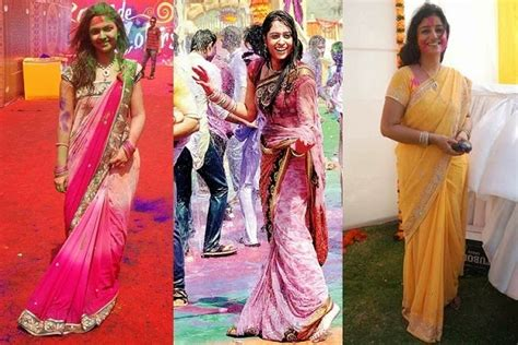 choose holi fashion  celebrities     proud