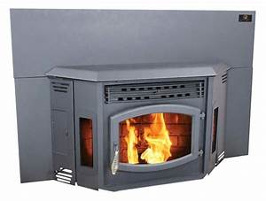 Breckwell Sp24i Blazer Pellet Stove Insert W  Surround Panel  U2022 Buck Stove  U0026 Pool  Inc