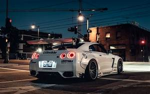 Nissan GTR Tuning HD Wallpaper 23903 Baltana