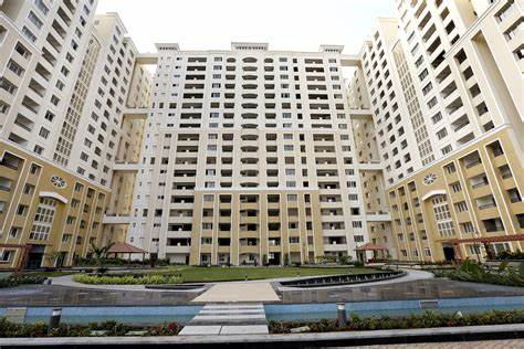 My Home Abhra - Luxury 2 and 3 BHK Apartments in Hyderabad ...