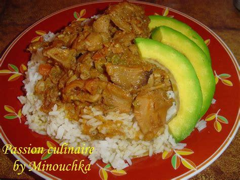 recette de cuisine antillaise guadeloupe fricassé de lambi plat créole culinaire by