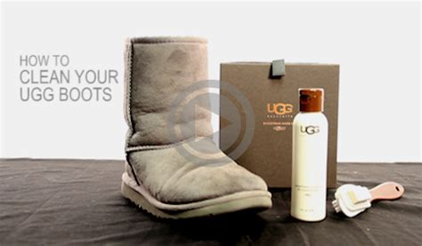 how to clean uggs how to clean ugg boots with sheepskin care kit