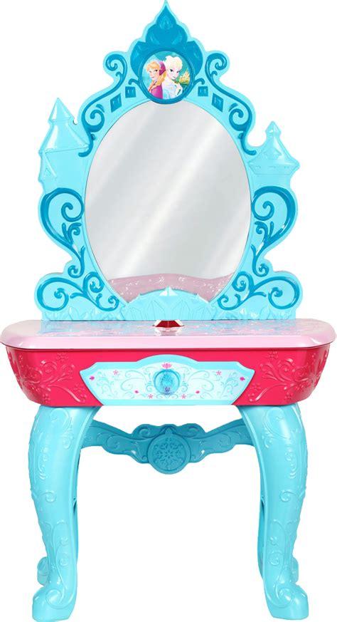 Frozen Kingdom Vanity by Frozen Kingdom Vanity Set By Jakks Pacific