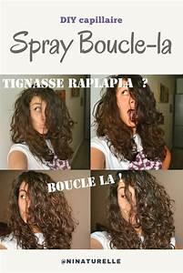 Soin Cheveux Bouclés Maison : diy recette du spray boucle la le spray hydratant maison pour cheveux boucl s qui va ~ Melissatoandfro.com Idées de Décoration