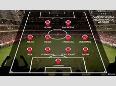 Premier League Arsenal Eleven star players who have