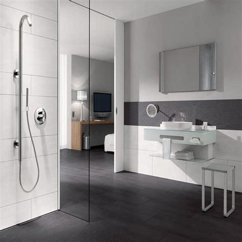 Moderne Badezimmer Flisen by Moderne Badezimmer Fliesen Grau Ianewinc