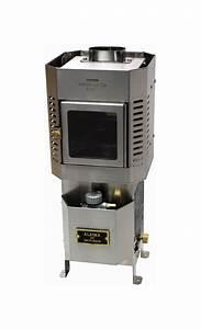 Alaska Floor Mounted Diesel Heater
