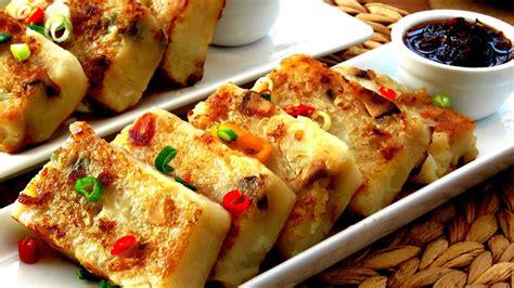 josephines recipes    chinese turnip cakes