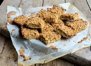 Low Fat, Oats and Agave Nectar and Raisins Flapjacks ...