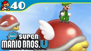 New Super Mario Bros U Flight Of The Para Beetles