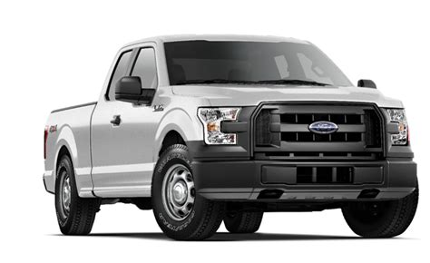 2015 Ford F-150 Safety Ratings