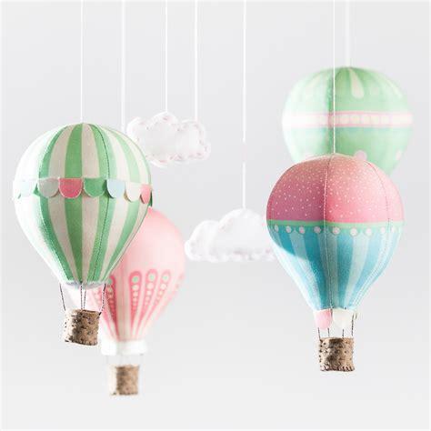 Hot Air Balloon  Craft Schmaft