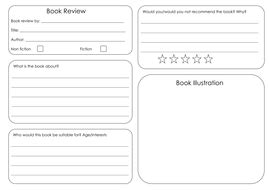 powerpoint book report template costumepartyrun