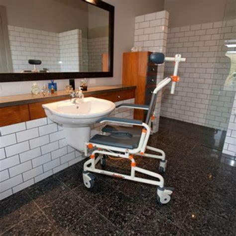 showerbuddy roll inbuddy with tilt chair showerbuddy