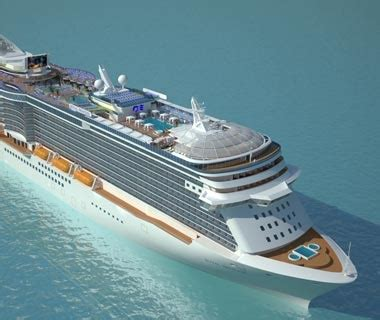 Best New Cruise Ships | Travel + Leisure
