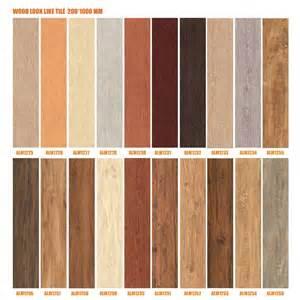 Rustic Wood Floor Ceramic Tile