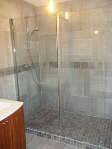 Douche À L Italienne Moderne : salle de bain maubeuge bavay douche l italienne ~ Voncanada.com Idées de Décoration