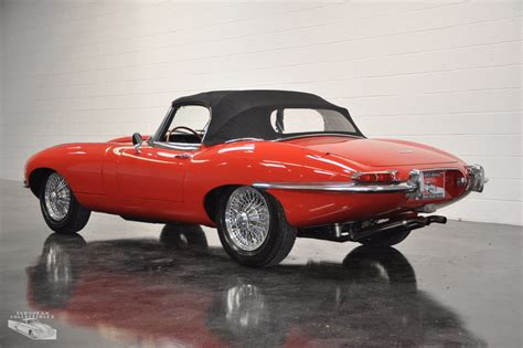 1963 Jaguar Xke Series I 3.8 Roadster For Sale #66865