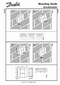 Danfoss Eca 60  61  62  63 Installation Guide