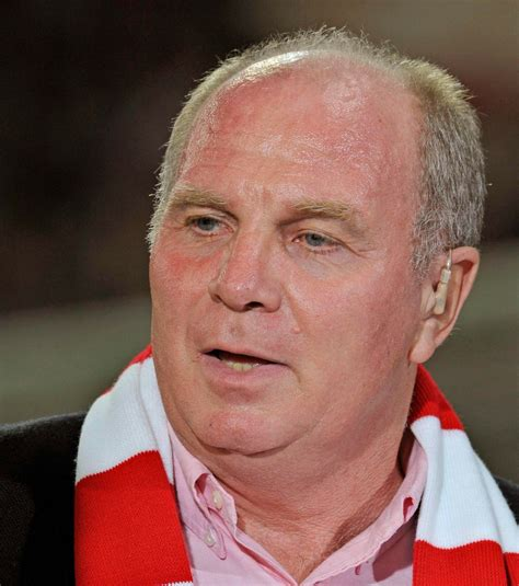 Born 5 january 1952) is the former president of german football club bayern munich and a retired german footballer who played as a forward for club and country. Photo : Uli Hoeness