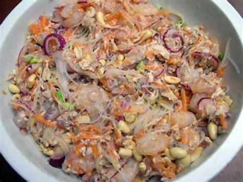 cuisine vietnamienne recette recette de salade vietnamienne