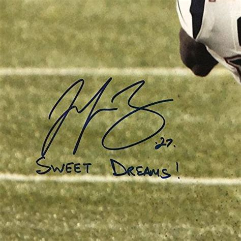 autographedsigned malcolm jenkins inscribed sweet dreams