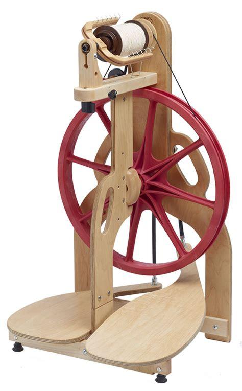 Schacht Ladybug Spinning Wheel Yarn Store Fine Knitting