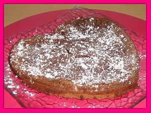 Recette Fondant Au Nutella : rose rhubarbe by temp rence la recette du jour coeur ~ Melissatoandfro.com Idées de Décoration