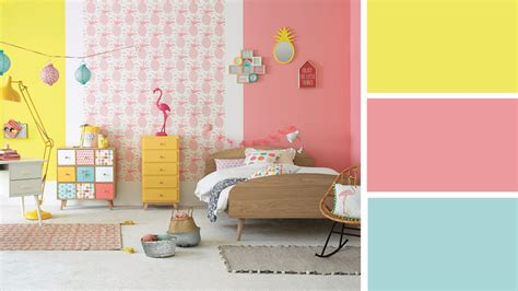 quelles couleurs pour une chambre d ado fille